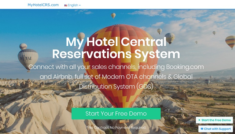 MyHotelCRS My Hotel Central Reservations System : My Hotel Central Reservations System | Hotel CRS | Hotel Channel Manager Keep your inventory updated in all the modern OTAs, we also provide connectivity to the Global Distribution System (GDS). Sell your rooms across the global network of travel agents and corporate bookers responsible for $8B+ in yearly business and leisure travel via Amadeus, Sabre, and TravelPort (Galileo, Worldspan)