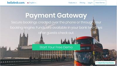 Bellebnb.com Hotel Payment Gateway : Hotel Payment Gateway