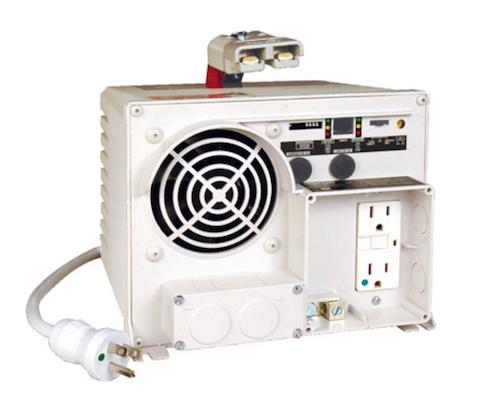 Tripp-Lite  Ambulance/EMS Inverter/Charger with 2 Hospital Grade Outlets