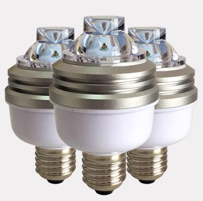 E27 LED lamp for low intensity aviation obstruction light, obstruction light, Aviation light, aviation obstruction lights, solar obstruction light, tower obstruction lighting.