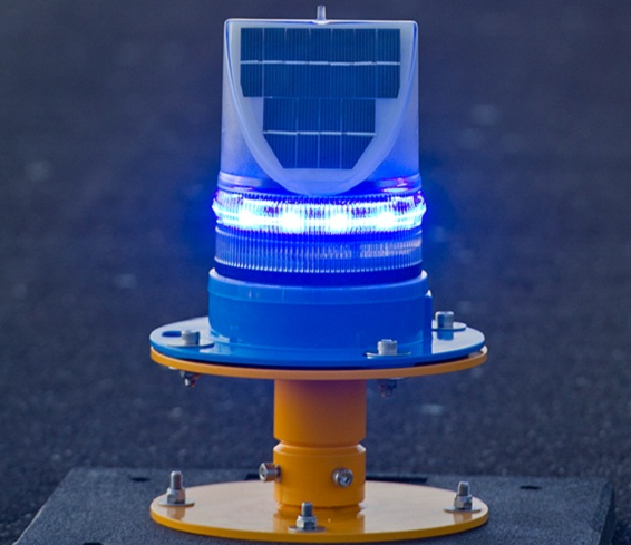 Taxiway Light, Mounting Plate for Taxiway Light, Stake Mount kit  Frangible Mounting Airfield Accessories