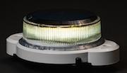 IQAirport.com Solar LED Marine Lantern Up to 3 Nautical Miles Visible Range : Solar LED Marine Lantern Up to 3 Nautical Miles visible range