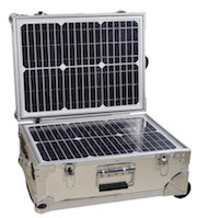 IQMilitary.com Emergency Portable Solar Power Generator : Emergency Portable Solar Power Generator, Portable Solar Power Generator