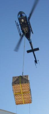 IQTraffiControl.com Helicopter Handling Lifting Hooks