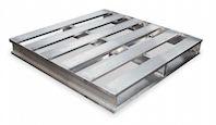 OkSolar.com Skid Aluminum for Mounted Solar power Generators. : Skid Aluminum for Mounted Solar power Generators.