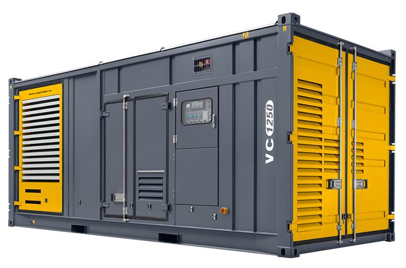 IQUPS.com Diesel Generator Super Silent Soundproof