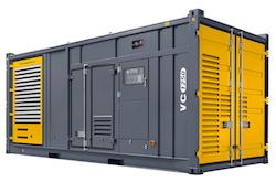 IQUPS.com Diesel Generator Super Silent Soundproof : Diesel Generator Super Silent Soundproof Prime Power 1000KW/1250KVA