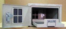 OkSolar.com Battery Box Enclosures, Outdoor Battery Compartment Enclosures