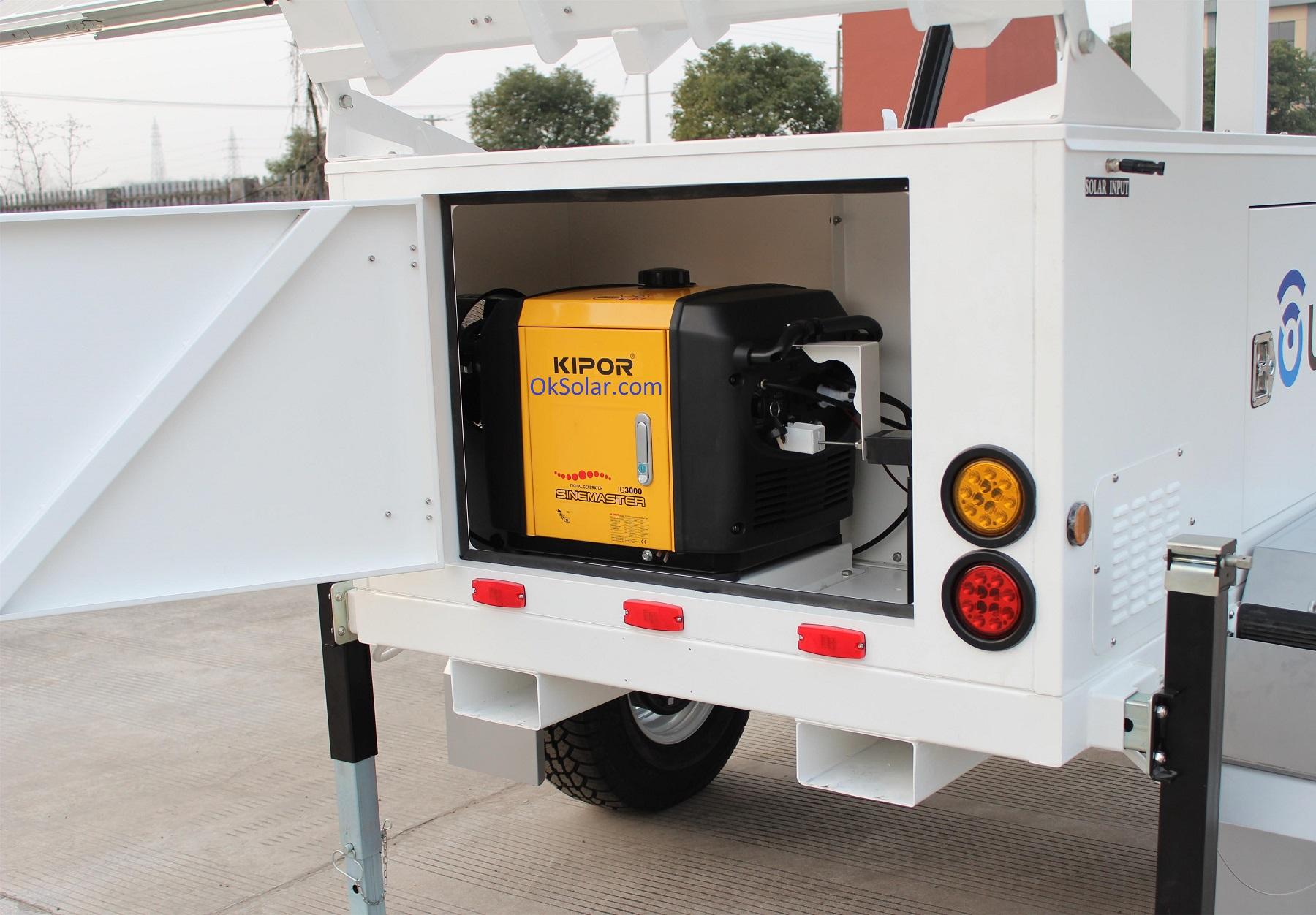 IQUPS.com Diesel Generators 3KW