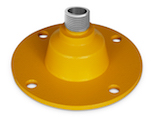 IQAirport.com Solar Obstruction Light Mount Set Completes : Solar Obstruction Light Mount Set Completes