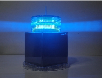 IQAirport.com FAA ICAO Standards LED Solar Aviation Obstruction Lights