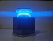 IQAirport.com FAA ICAO Standards LED Solar Aviation Obstruction Lights : FAA ICAO Standards LED Solar Aviation Obstruction Lights Blue