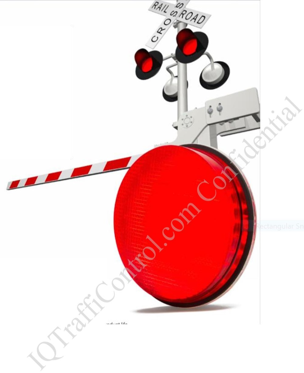 IQTraffiControl.com LED Level Crossing Signals Modules