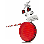 IQTraffiControl.com LED Level Crossing Signals Modules : LED Level Crossing Signals Modules