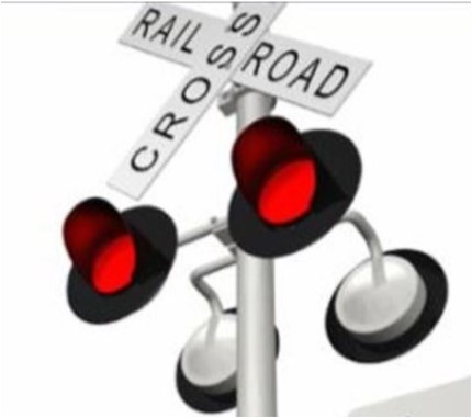 IQTraffiControl.com Railroad Crossing Signals Solar Powered Remote Controlled : Railroad Crossing Signals Solar Powered, Solar Powered Railroad Crossing Signal Remote Controlled