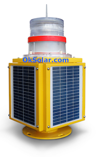 IQLED.com Marine Lantern LED Solar Powered : Marine Lantern LED Solar Powered