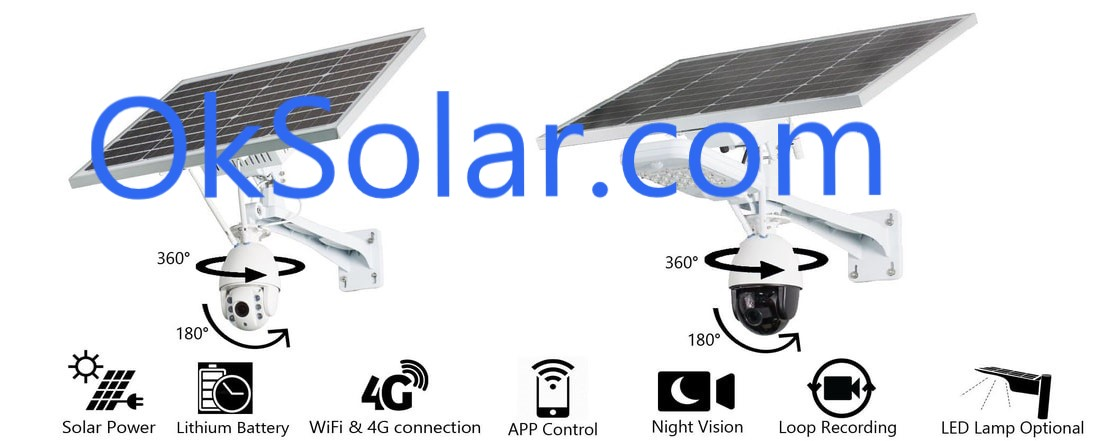 Solar Golf Course Lighting | Solar LED Golf Course Lighting | Solar Golf Course Light with IP Camera | LED Golf Course Lighting | Golf Course Lighting | Wireless Control Solar Power Supply wifi 4g