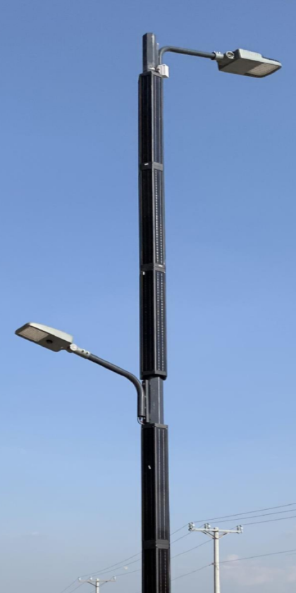 Aurora by IQLED.com Cylinder Solar Street Light : Solar Parking Lot Lighting Cylindrical Solar Panel, Solar LED Lighting with Cylindrical Solar Module | Solar Cylinder Street Light Post _ Cylindrical Solar LED Module for Integrated Solar Light | Cylindrical Solar Module for Integrated Solar Parking Lot | Cylindrical Solar Panel for Solar Light | Cylindrical Solar Panel for Solar Parking Lot | Solar Module Wrap Solar Parking Lot | Solar Wrap Module for Solar Street Lights | Solar Wrap Panel for Solar Street Lights | Solar Wrap Module for Solar Parking Lot Light | Solar Wrap Panel Solar Parking Lot lights