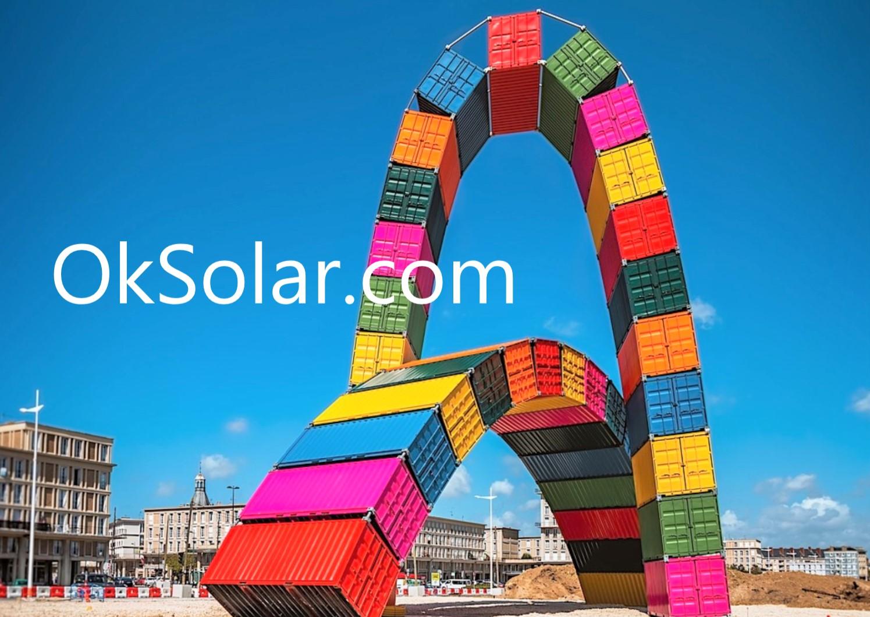 OkSolar.com Pre-shipment inspection certificate : Pre-shipment inspection certificate