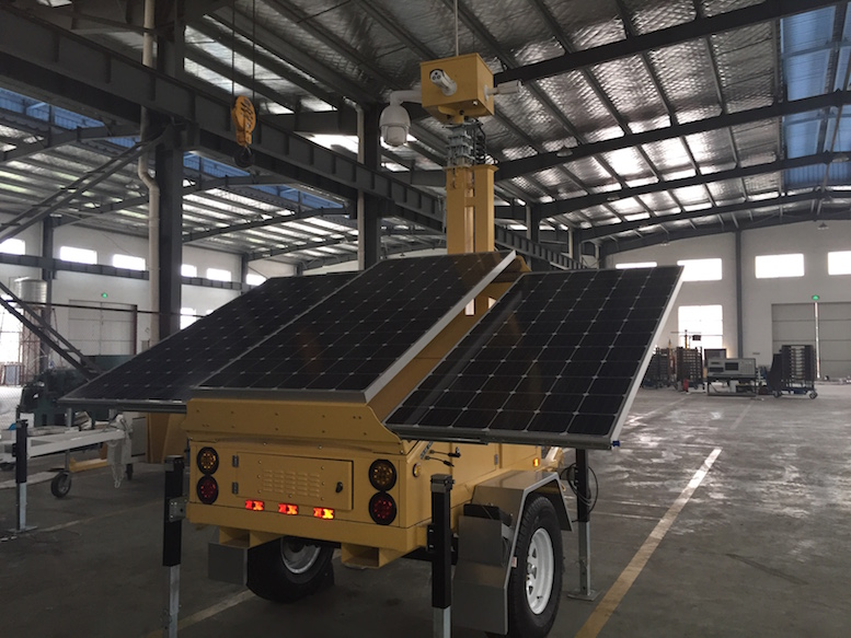 iqmilitary com surveillance trailers solar cctv trailer