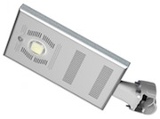 OkSolar.com Solar Bus Stop Lighting Self Contained : Solar Bus Stop Lighting Self Contained