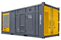 IQUPS.com Diesel Generator Super Silent Soundproof for Refugee Camps : Diesel Generator Super Silent Soundproof for Refugee Camps